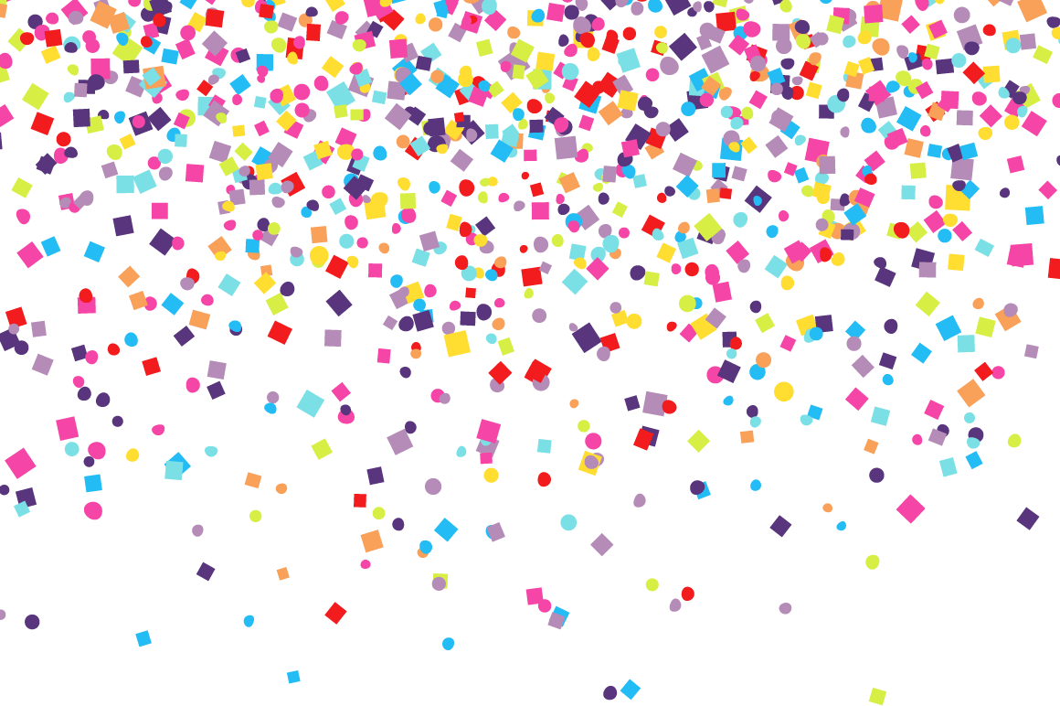 Hdpng - Confetti, Transparent background PNG HD thumbnail