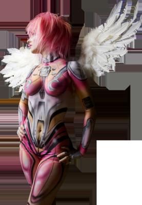 Hdpng - Body Art, Transparent background PNG HD thumbnail