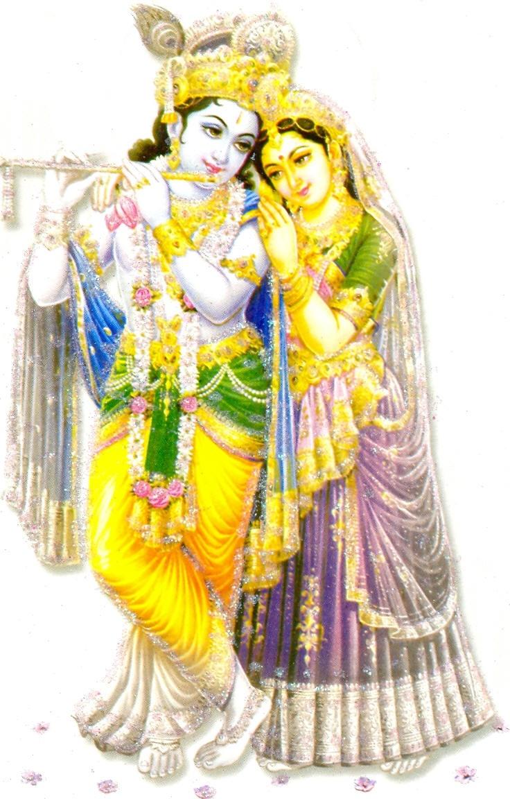 Hdpng - Radha Krishna, Transparent background PNG HD thumbnail