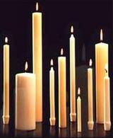12.5U0027U0027 X 1.5U0027U0027 Plain End Large Diameter Calvary Stearic Hdpng.com  - Church Candles, Transparent background PNG HD thumbnail