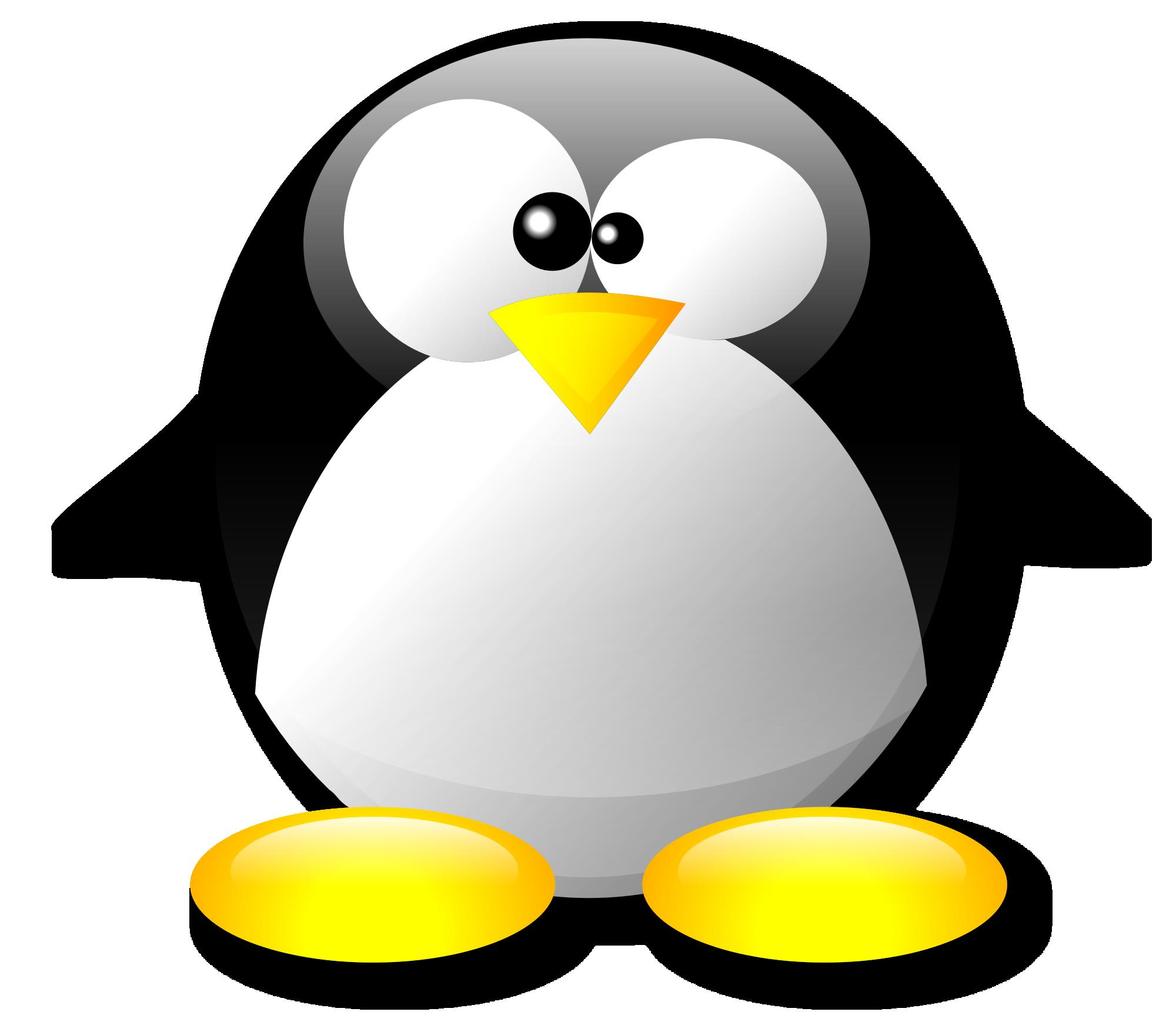 2000 × 1742 Pixels - Penguin, Transparent background PNG HD thumbnail