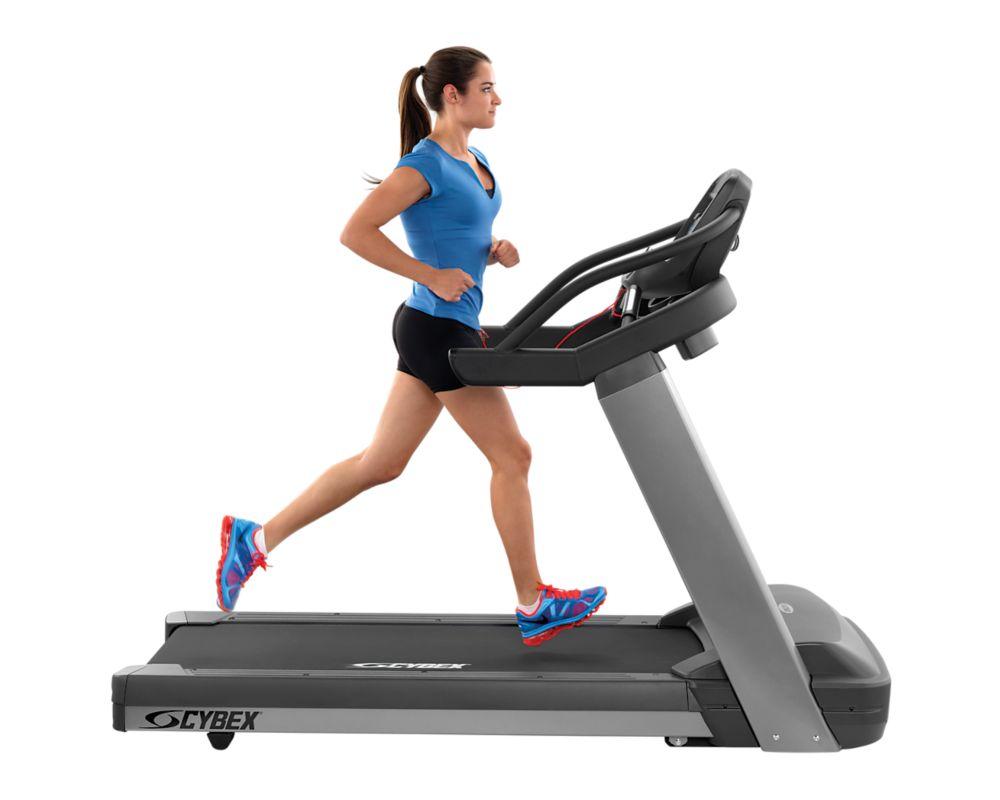 525T Treadmill - Treadmil, Transparent background PNG HD thumbnail