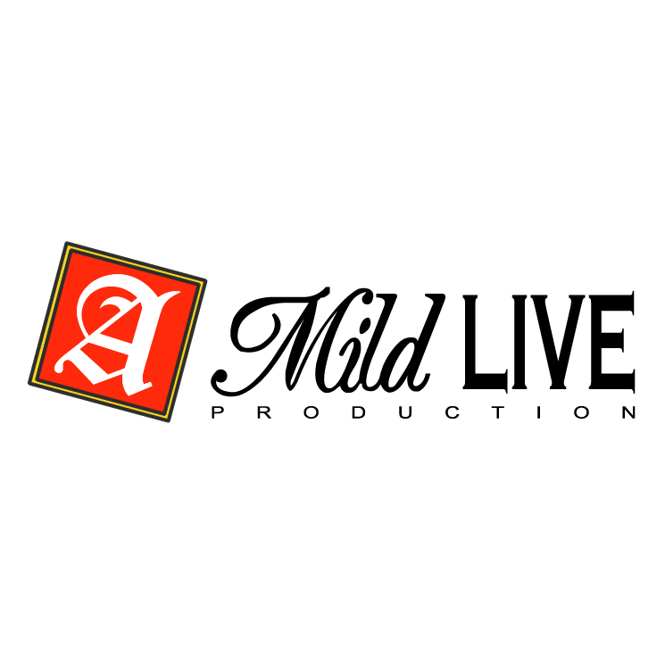 A Mild Live Production Vector Png - A Mild Live Production Free Vector, Transparent background PNG HD thumbnail