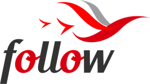 A Mild Live Production Vector Png - Follow Logo Vector, Transparent background PNG HD thumbnail