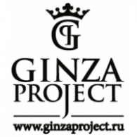 Ginza Project Logo. Format: Ai - A Project Vector, Transparent background PNG HD thumbnail
