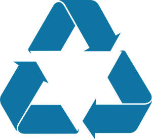 Recycle Israel Project Logo. Format: Ai - A Project Vector, Transparent background PNG HD thumbnail