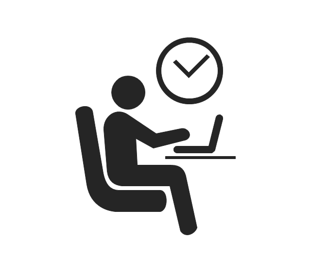 Working Time, Working Time, - A Project Vector, Transparent background PNG HD thumbnail