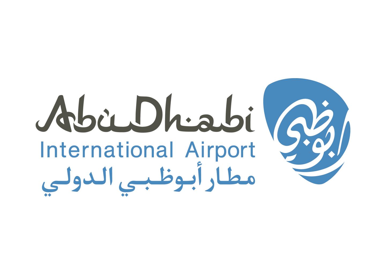 Abu Dhabi Airport Logo Logotype - Abu Dhabi, Transparent background PNG HD thumbnail