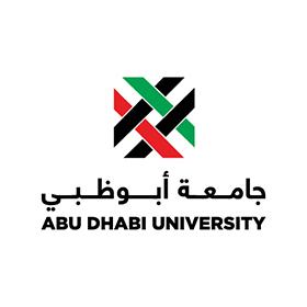 Abu Dhabi University Logo Vector - Abu Dhabi, Transparent background PNG HD thumbnail