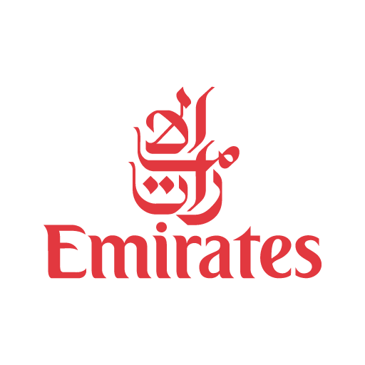 Emirates Airlines Logo Vector - Abu Dhabi Vector, Transparent background PNG HD thumbnail