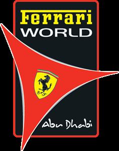 Ferrari World Abu Dhabi Logo Vector - Abu Dhabi Vector, Transparent background PNG HD thumbnail