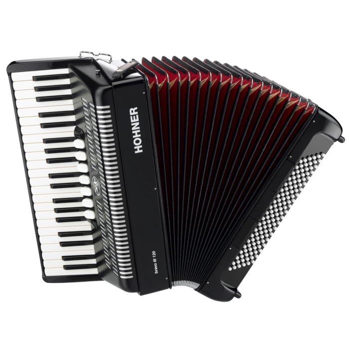 Accordion Png Pic - Accordion, Transparent background PNG HD thumbnail