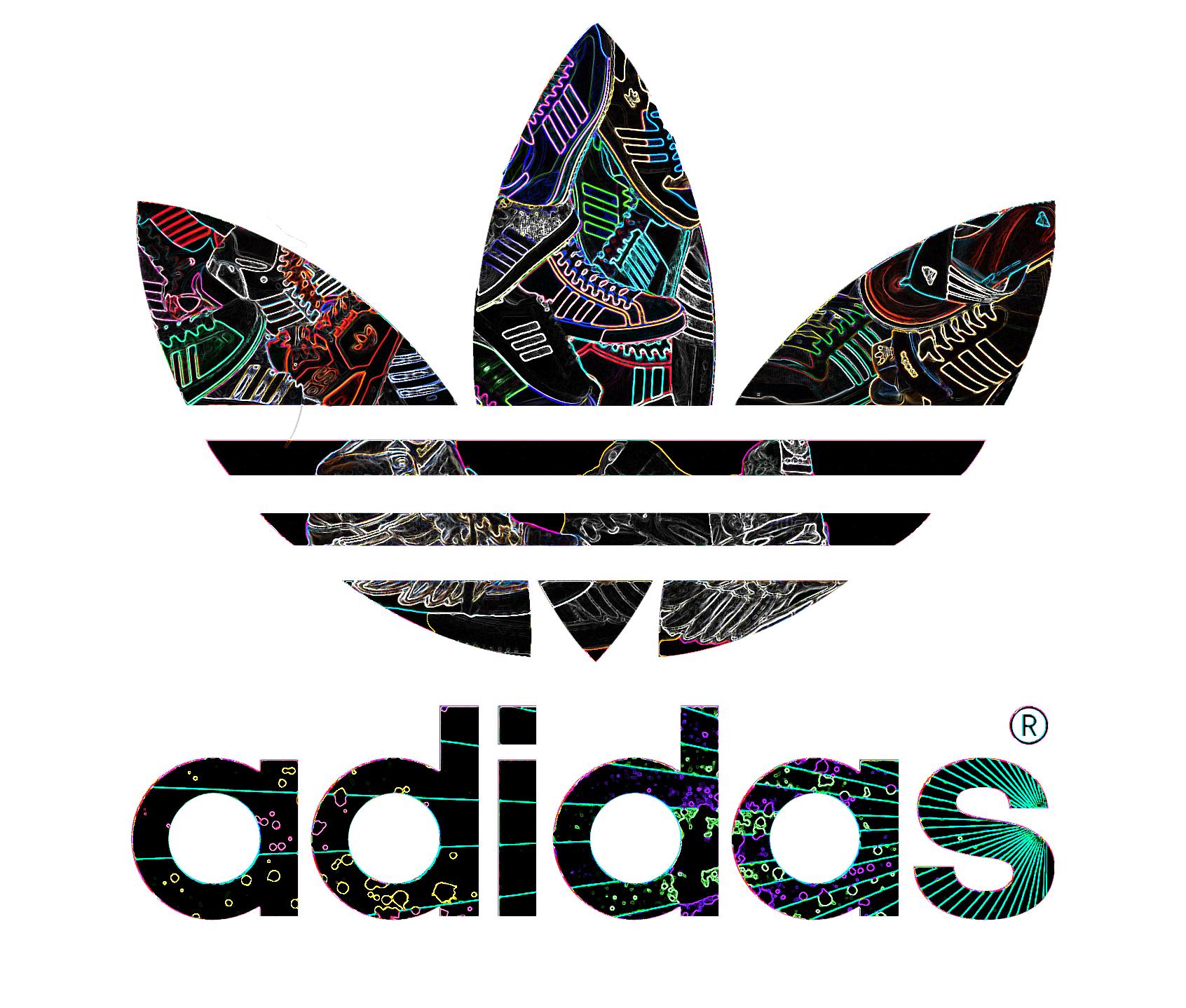 Adidas Logo 2016 - Adidas, Transparent background PNG HD thumbnail