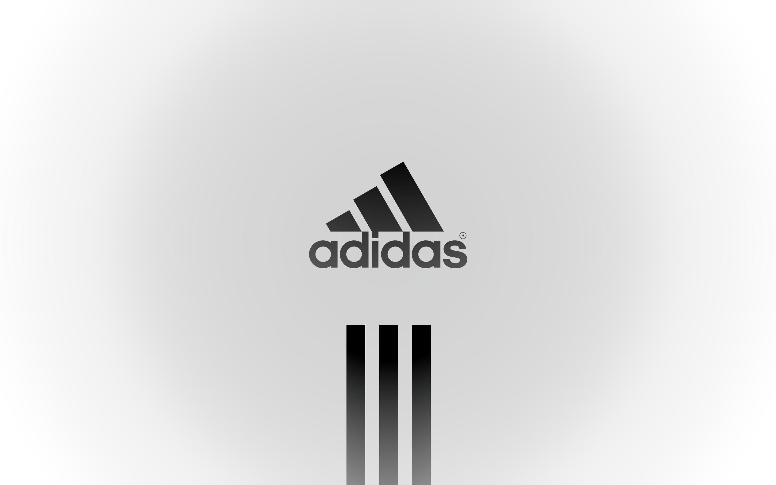 Adidas Logo White Png - Adidas, Transparent background PNG HD thumbnail
