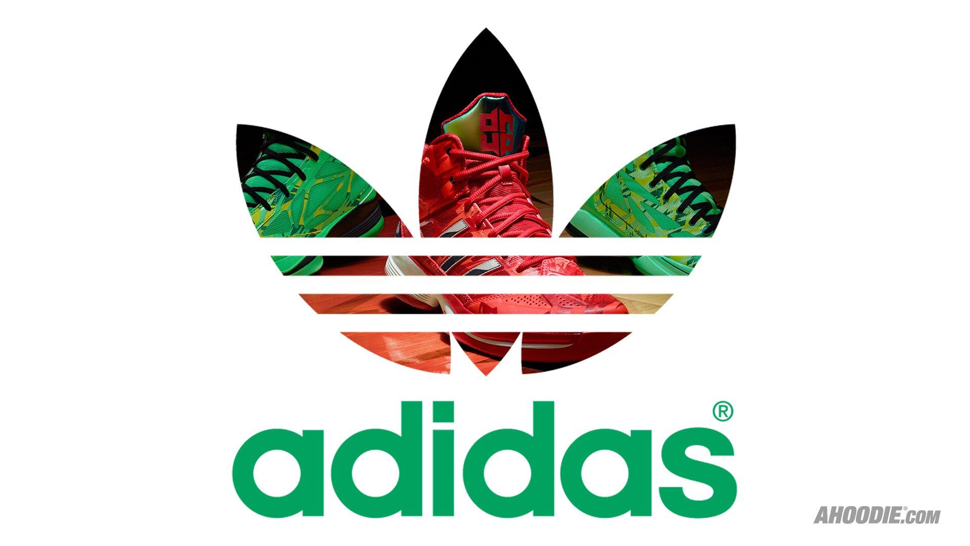 Logo Adidas 823027 - Adidas, Transparent background PNG HD thumbnail
