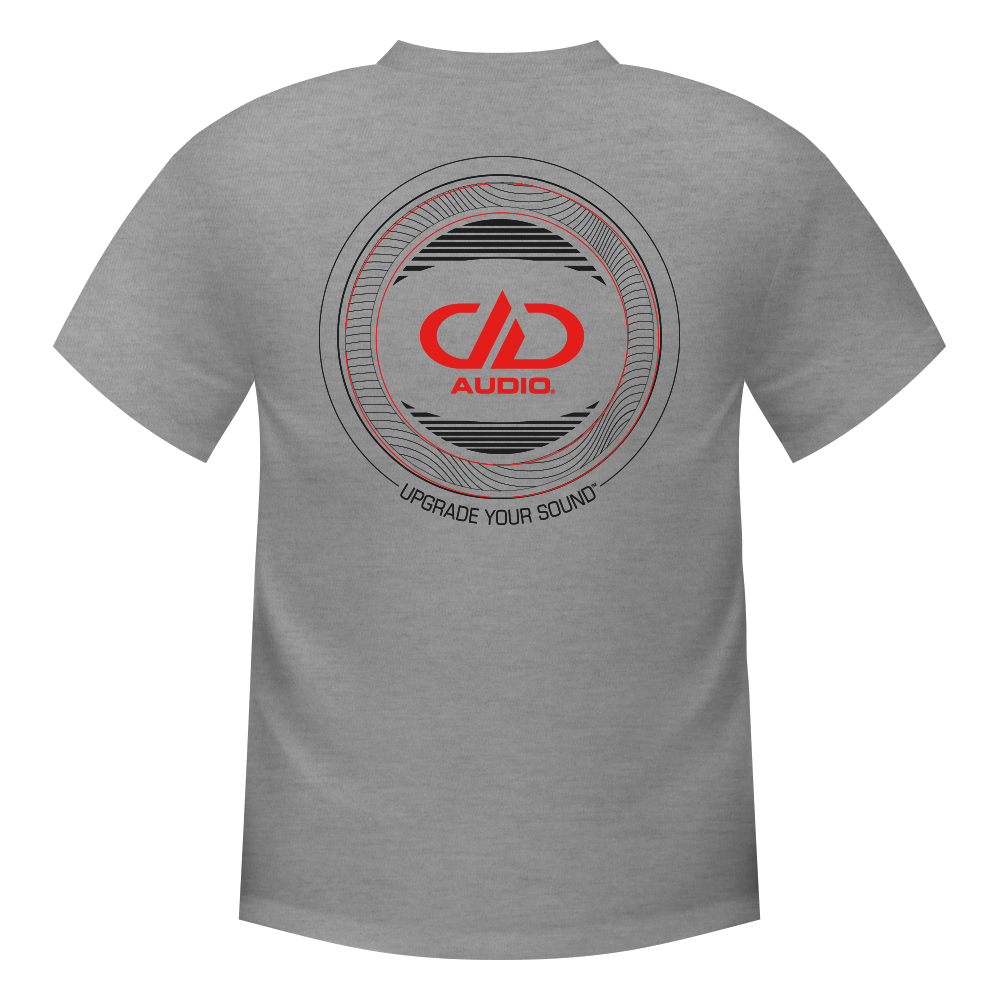 Dd Audio T Shirt Upgrade Your Sound - Adio Clothing, Transparent background PNG HD thumbnail