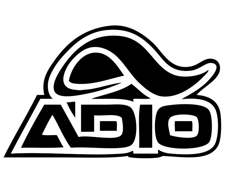 Adio Logo.png - Adio, Transparent background PNG HD thumbnail