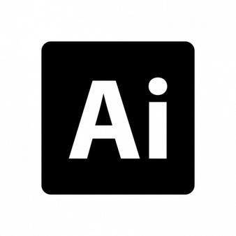 Adobe Illustrator - Adobe Black Vector, Transparent background PNG HD thumbnail