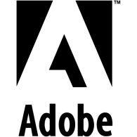 Logo Of Adobe - Adobe Black Vector, Transparent background PNG HD thumbnail
