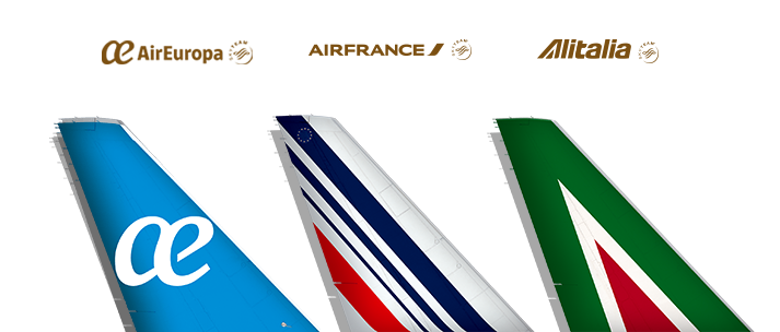 Skyteam Brands - Aeromexico Skyteam, Transparent background PNG HD thumbnail