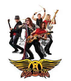 Aerosmith Music Png - Rock Band Png   Google Search, Transparent background PNG HD thumbnail