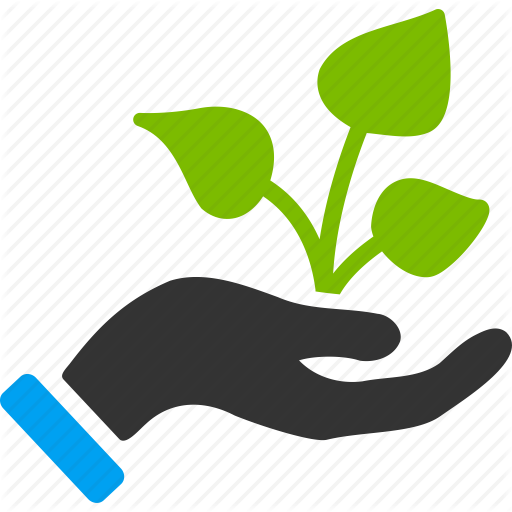 Agriculture Business Start Farm Farming Idea Plant Startup Icon Image #2789 - Agriculture, Transparent background PNG HD thumbnail