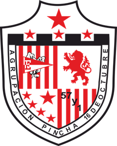Agrupacion Pincha Logo - Agrupacion Deportiva Vector, Transparent background PNG HD thumbnail