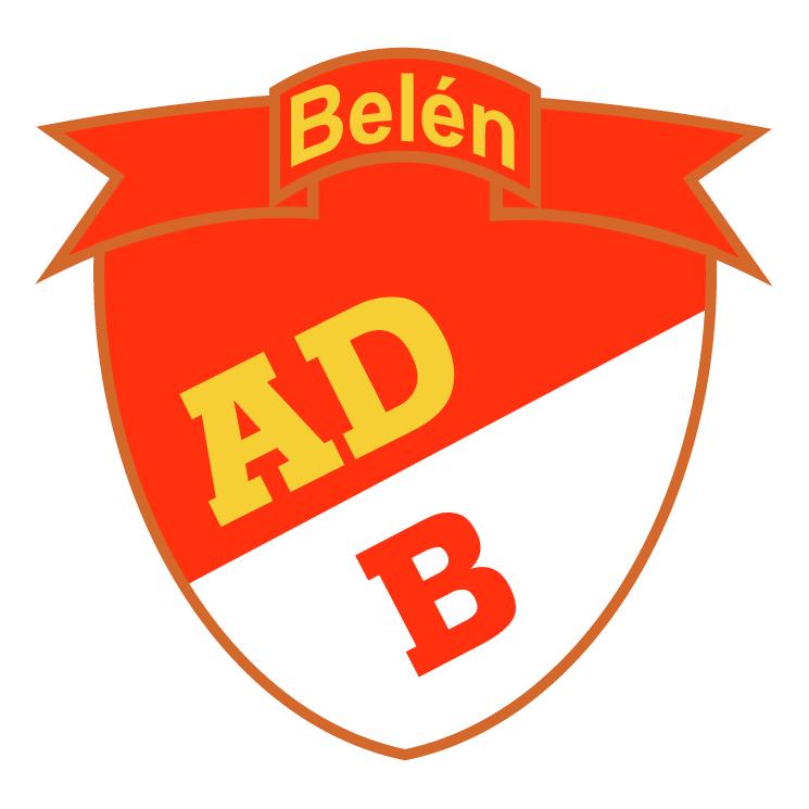 Free Vector Asociacion Deportiva Belemita De Belen - Agrupacion Deportiva Vector, Transparent background PNG HD thumbnail