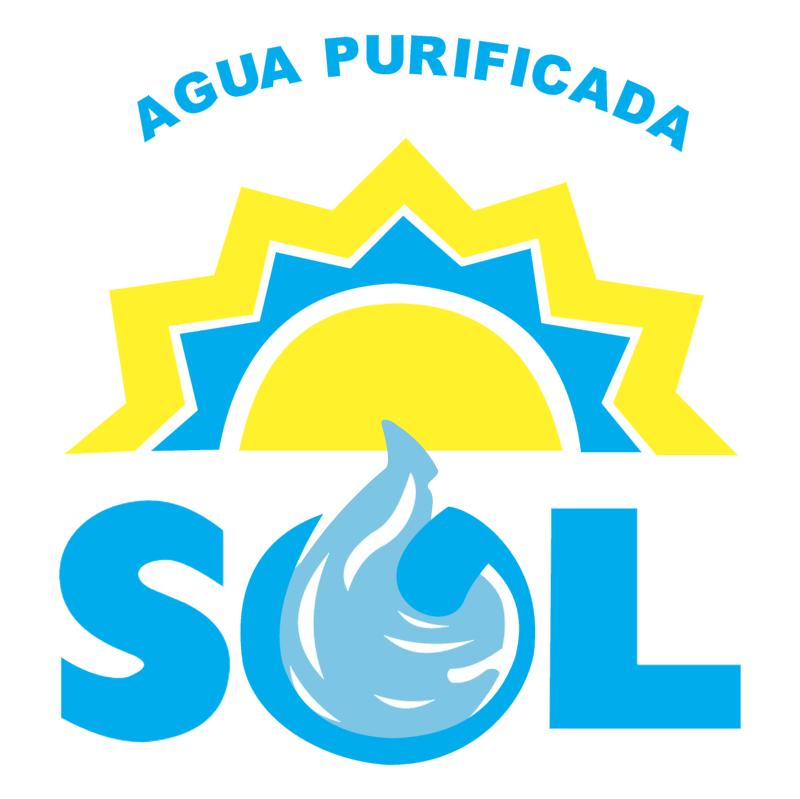 Agua Sol Vector PNG