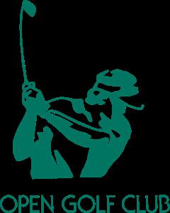 Open Golf Club Logo Vector - Ahoi Golf Club Vector, Transparent background PNG HD thumbnail