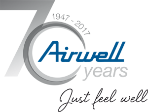 Airwell Celebrates Its 70Th Anniversary And Create Its Subsdiary France Airwell Distribution. - Airwell, Transparent background PNG HD thumbnail