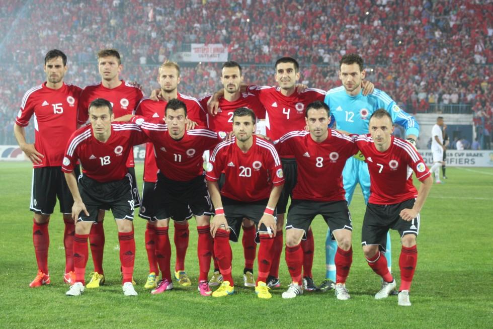 Albania National Football Team Png Hdpng.com 980 - Albania National Football Team, Transparent background PNG HD thumbnail