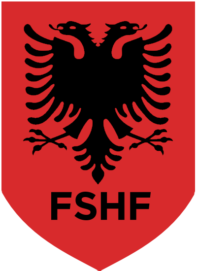 Albania National Football Team Png - File:albania National Football Team Logo Crest.png, Transparent background PNG HD thumbnail