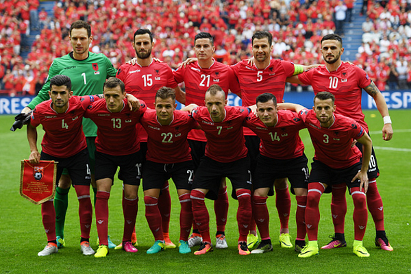 Albania National Football Team Png - Image, Transparent background PNG HD thumbnail