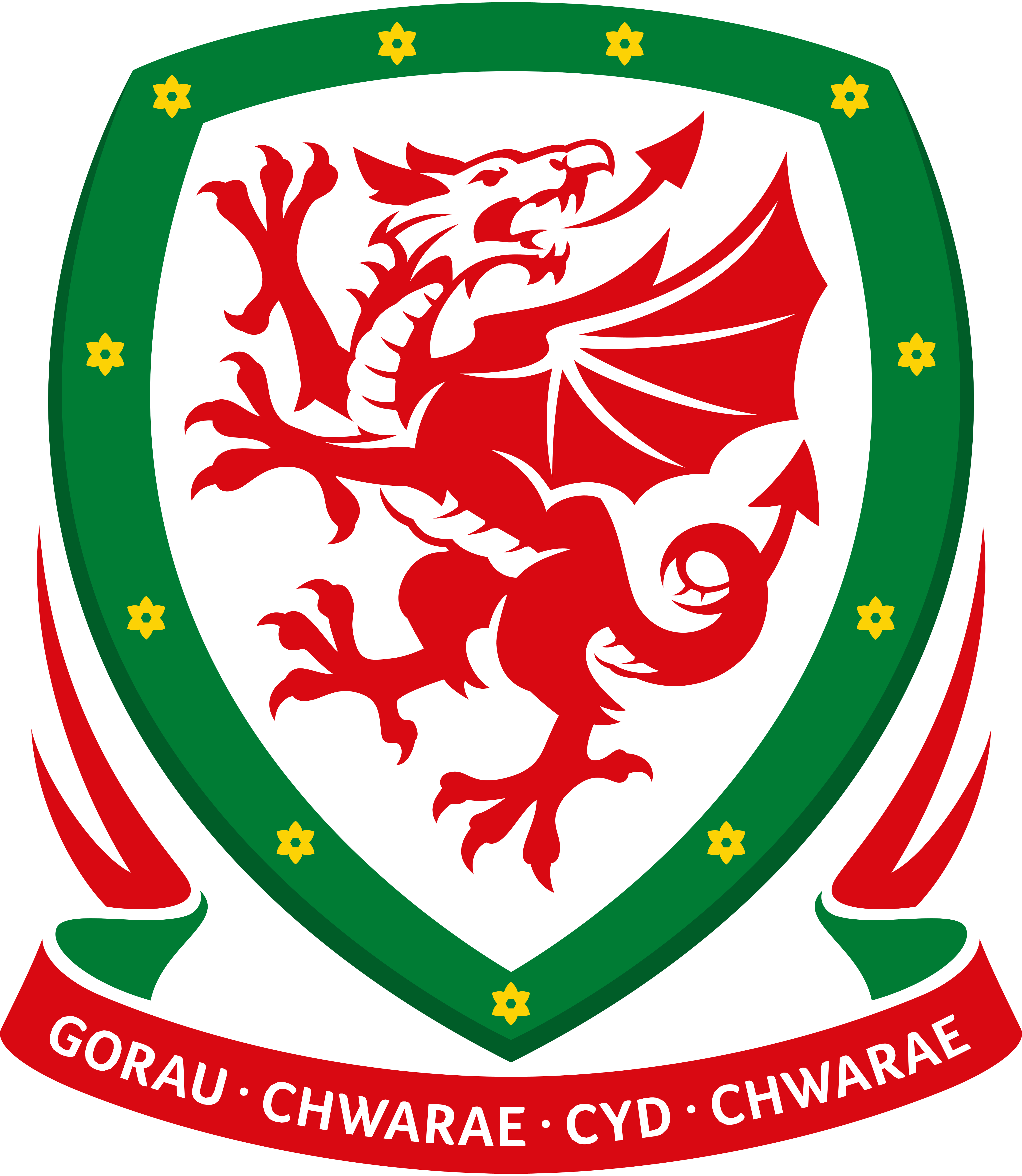 Albania National Football Team Png - Welsh National Football Team, Transparent background PNG HD thumbnail
