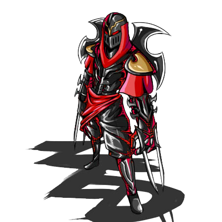 Zed The Master Of Shadows Png - Alex Chow 95 3 Zed   The Master Of Shadows By Liptan, Transparent background PNG HD thumbnail