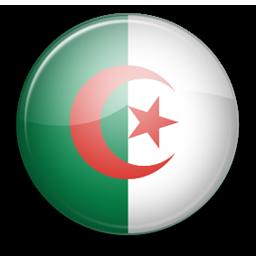 128X128 Px, Algeria Icon 256X256 Png - Algeria, Transparent background PNG HD thumbnail