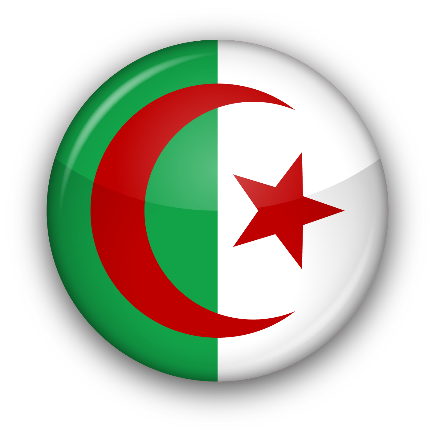 Algeria - Algeria, Transparent background PNG HD thumbnail