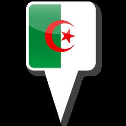 Algeria Icon - Algeria, Transparent background PNG HD thumbnail