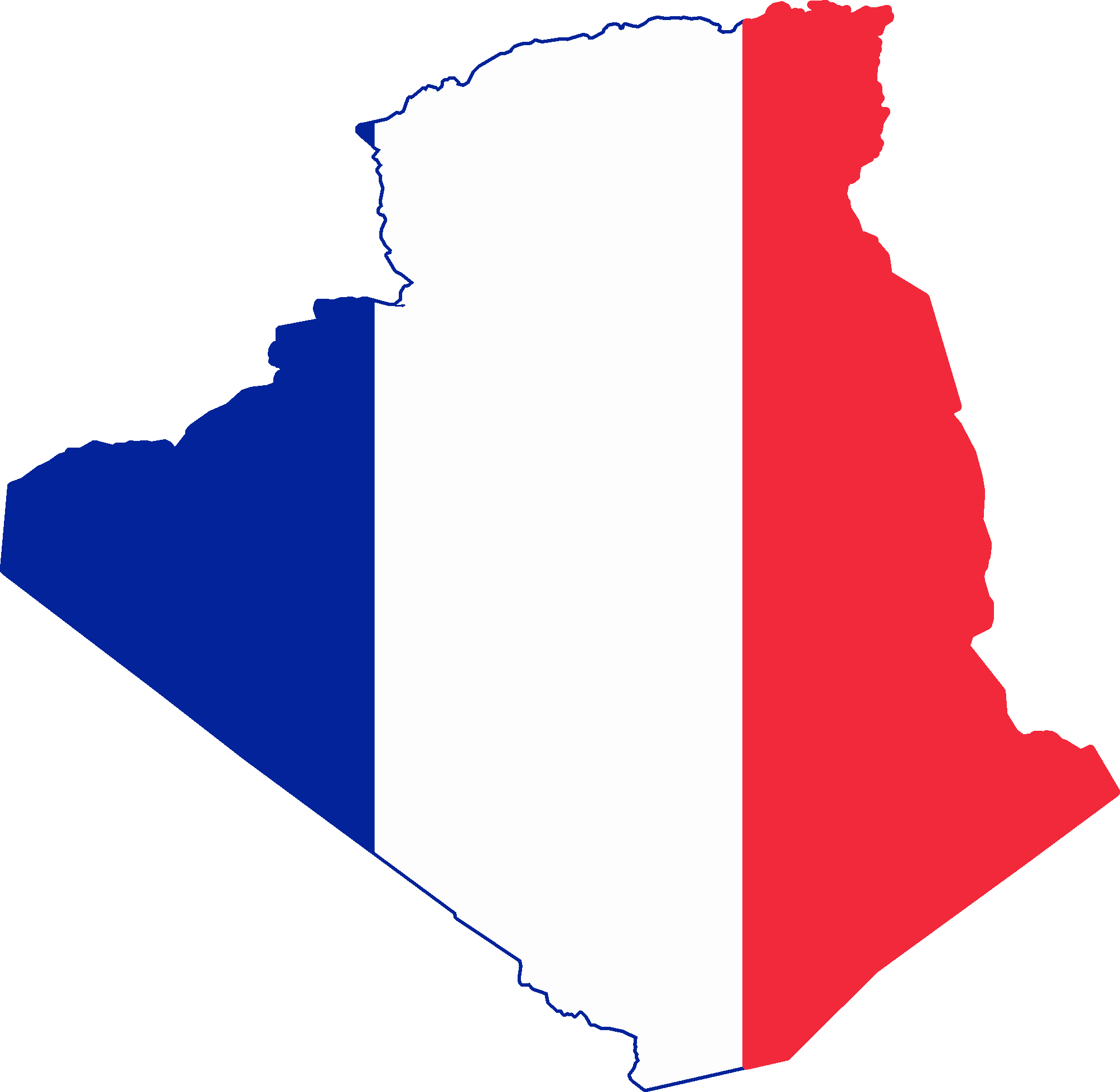 File:french Algeria Flag Map.png - Algeria, Transparent background PNG HD thumbnail