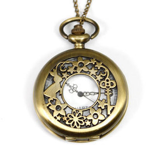 Alice In Wonderland Pocket Watch Png - Alice In Wonderland Pocket Watch Copper   One Size, Transparent background PNG HD thumbnail