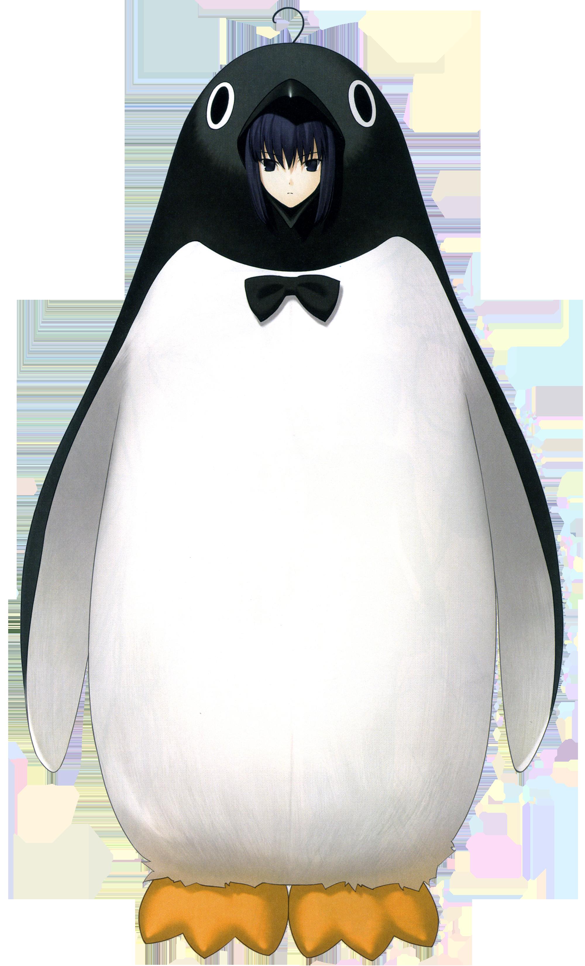 Alice Penguin.png - Penguin, Transparent background PNG HD thumbnail