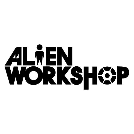 Alien Logo Vector PNG