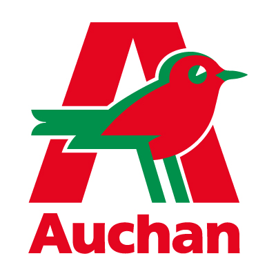 Auchan Logo Vector . - Almacenes Exito Vector, Transparent background PNG HD thumbnail