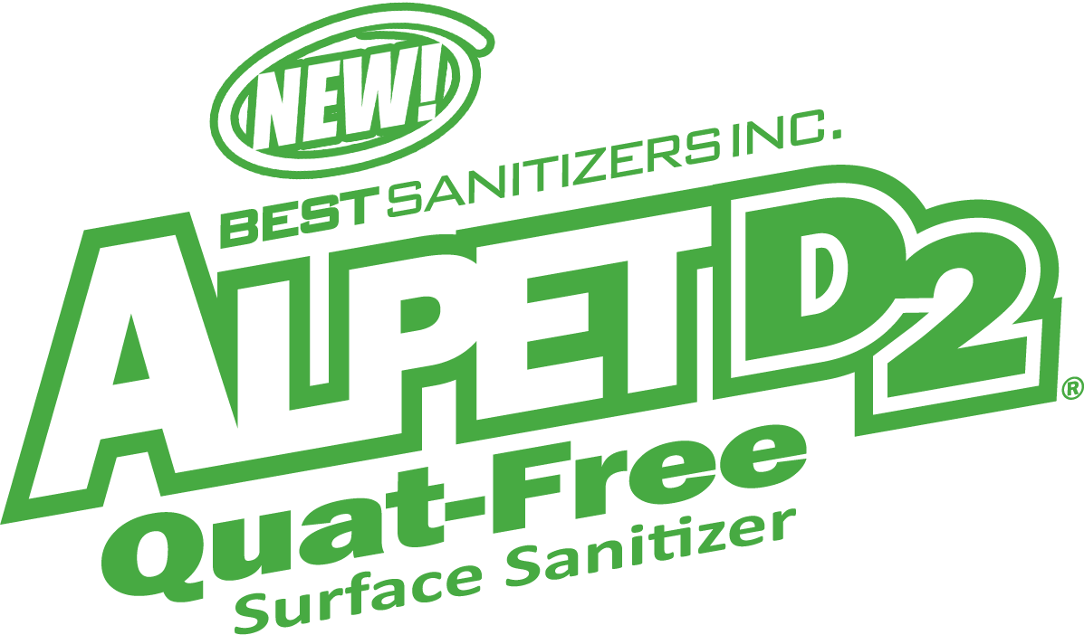 Alpet D2 Quat Free Surface Sanitizer From Best Sanitizers Is An Effective Sanitizer And Cleaner - Alpet, Transparent background PNG HD thumbnail