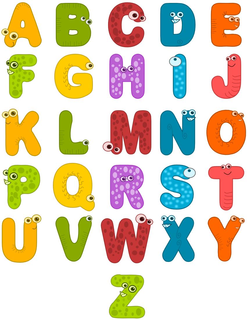 Alphabets PNG