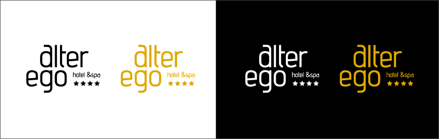 . Hdpng.com Alter Ego Productions Hotel Logo Design Variations Hdpng.com  - Alter Ego Vector, Transparent background PNG HD thumbnail