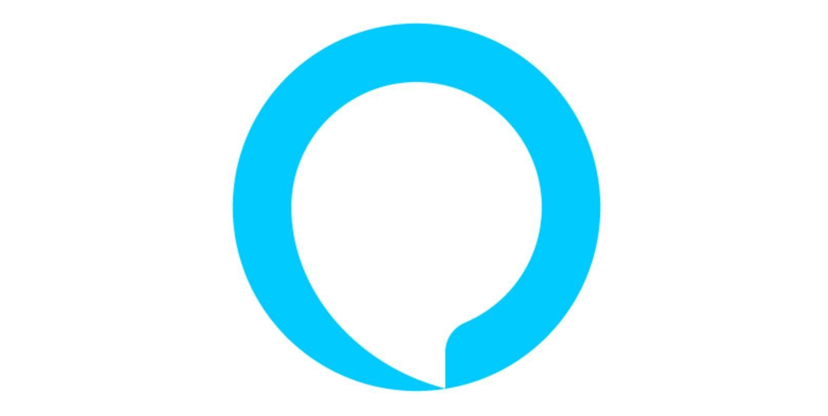 Amazon Alexa Logo Vector PNG