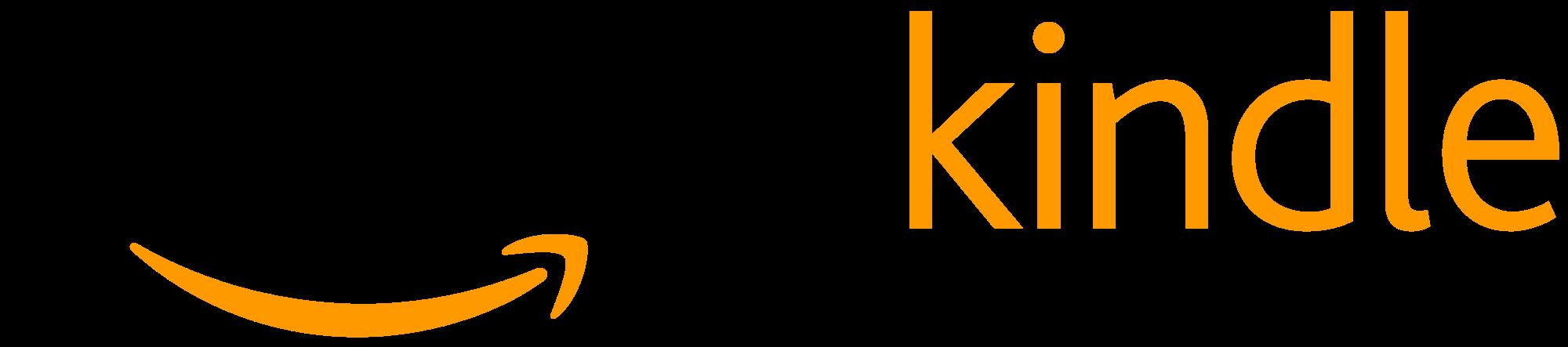 Amazon Kindle Logo Vector PNG