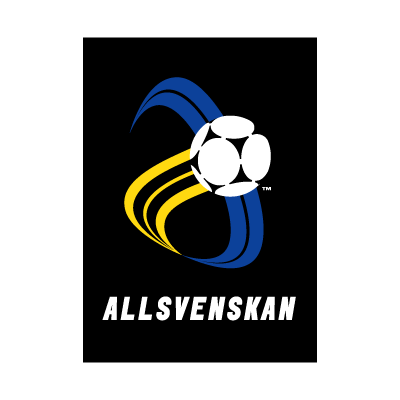 Allsvenskan (Black) Vector Logo - Ambrozijntje, Transparent background PNG HD thumbnail